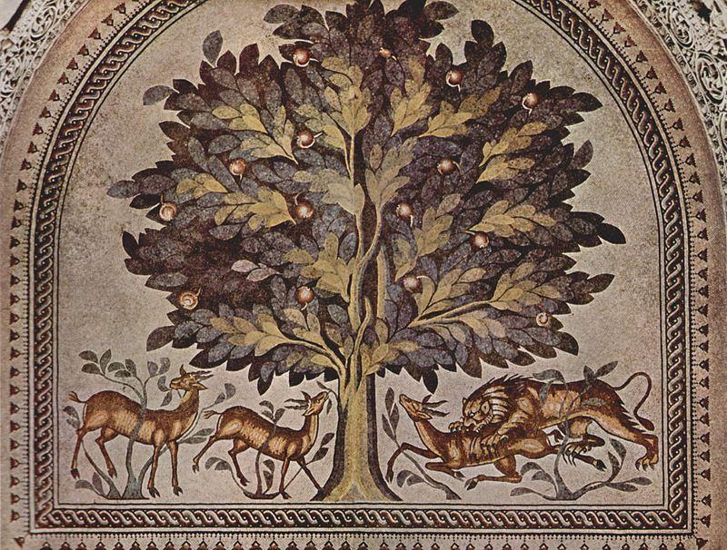 arbre de vie symbole SIGNIFICATION