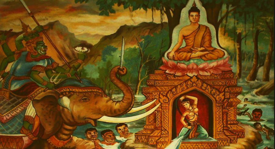amulette thai thorani