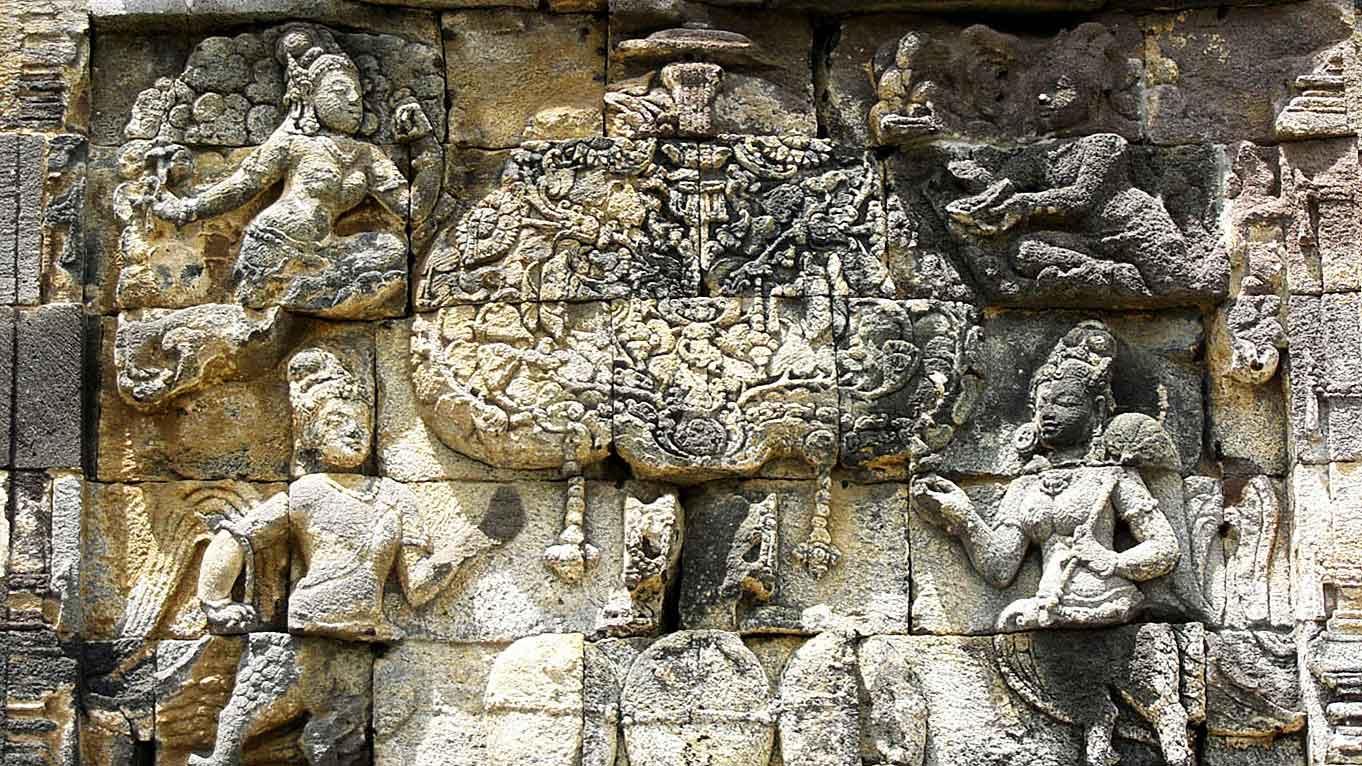 Arbre de vie bouddhisme