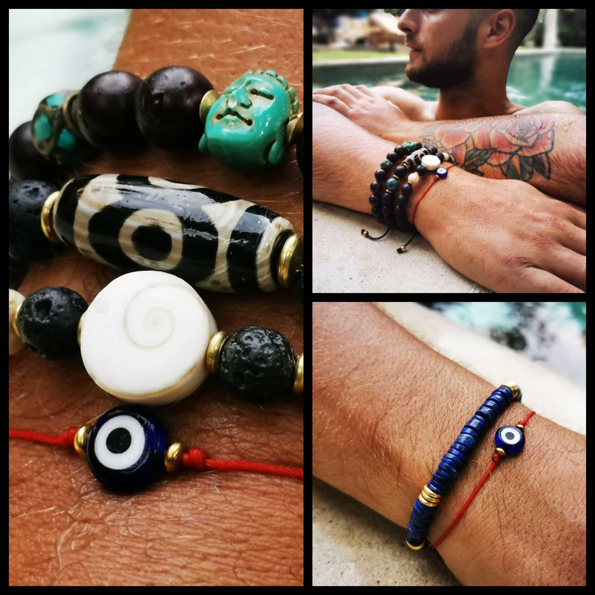 bracelets œil de turc MES INDES GALANTES