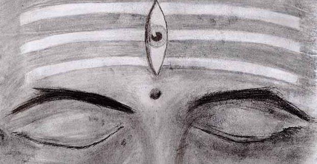 oeil de shiva signification