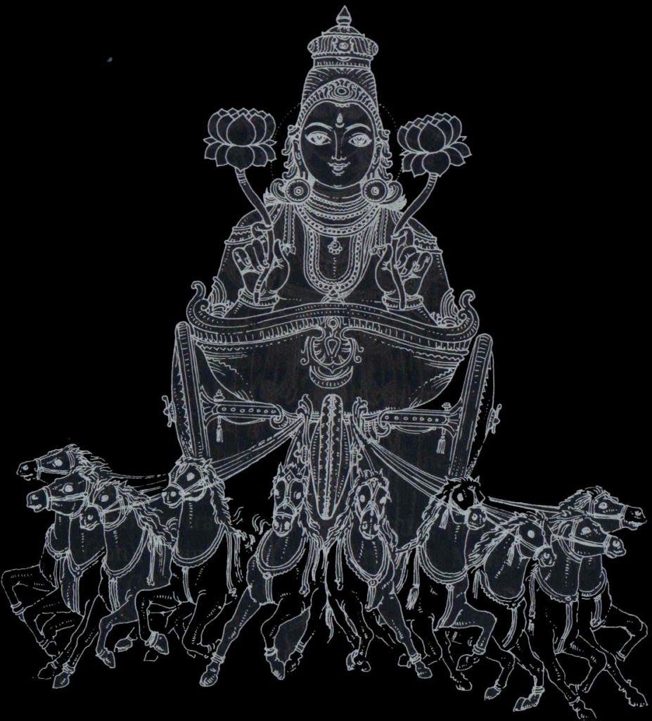 Chandra - Mes Indes Galantes Blog