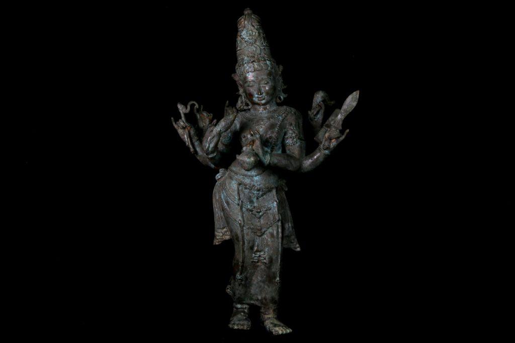 Parvati - Statues - Mes Indes Galantes