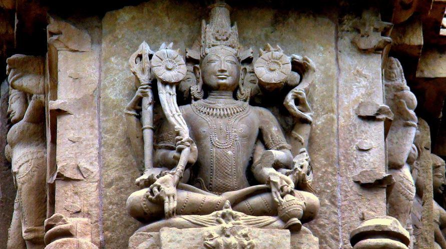surya kharujao statue