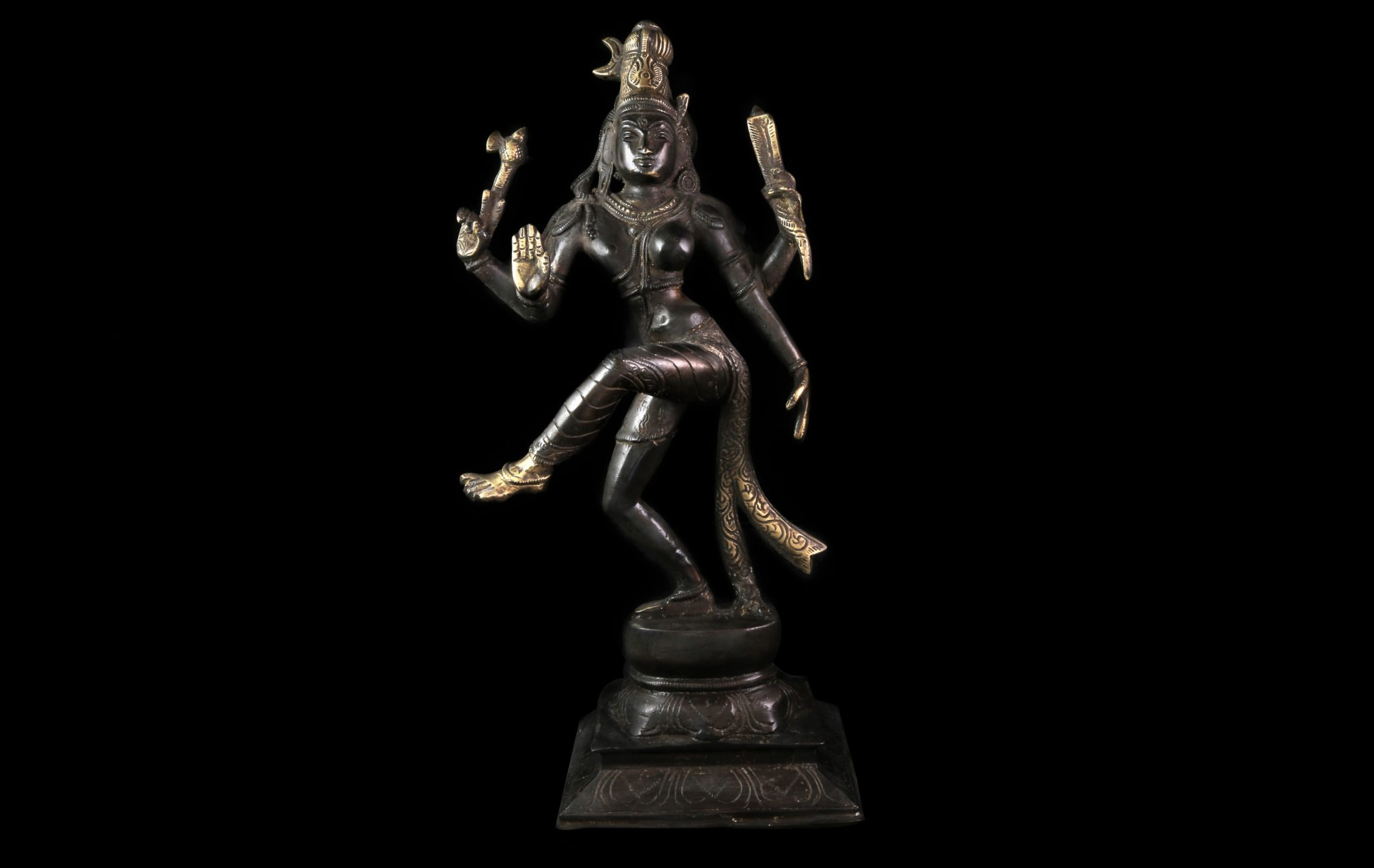 Statue Ardhanari shiva achat paris mes indes galantes yoga
