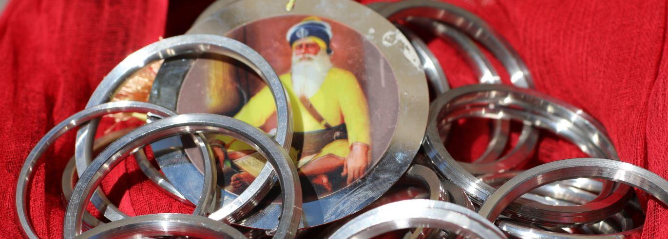 bracelet sikh kara acier inoxydable mes indes galantes
