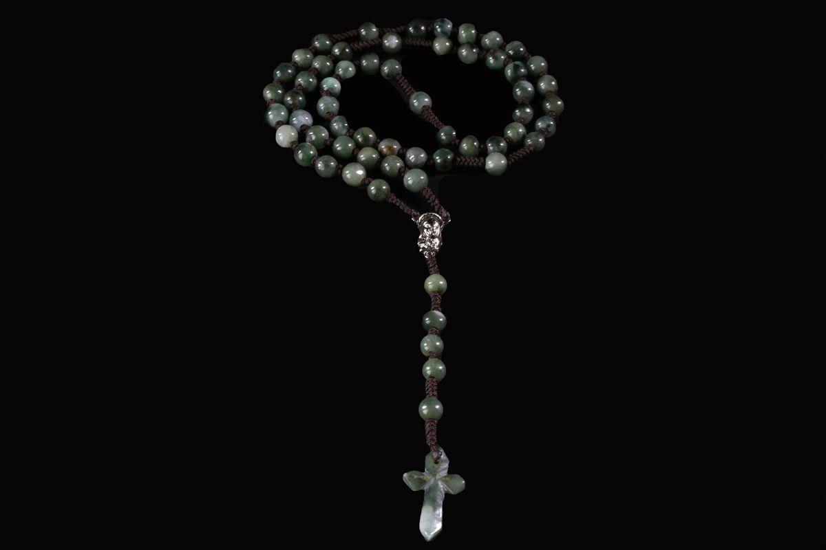 Chapelet chrétien rosaire  Mes Indes Galantes Paris