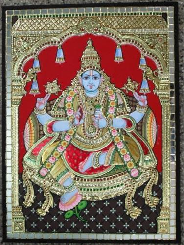 Dhanvantari - Mes Indes Galantes Blog - Ayurveda - Signification