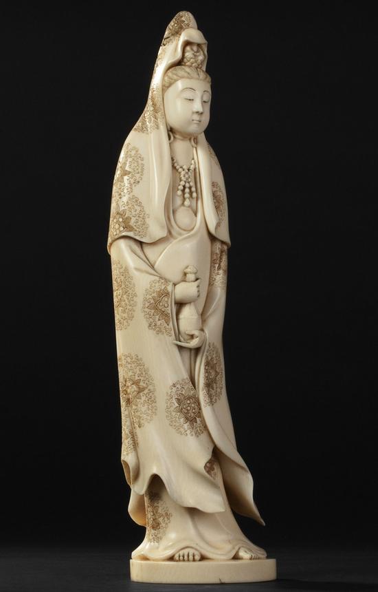 Guanyin - Mes Indes Galantes - Bouddhisme - Avalokiteshvara