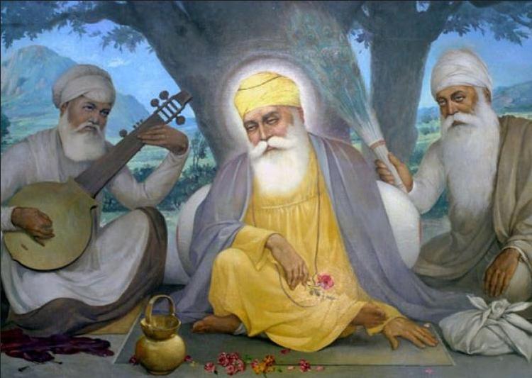 Guru Nanak - Mes Indes Galantes