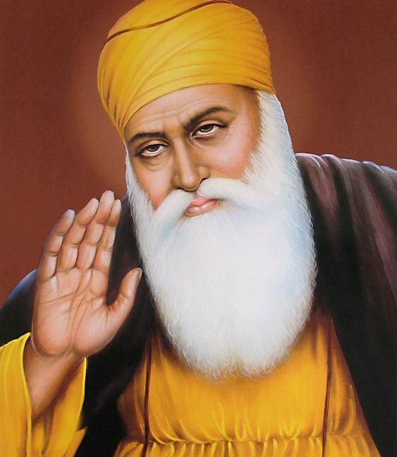 Guru Nanak - Mes Indes Galantes Blog - Sikhisme