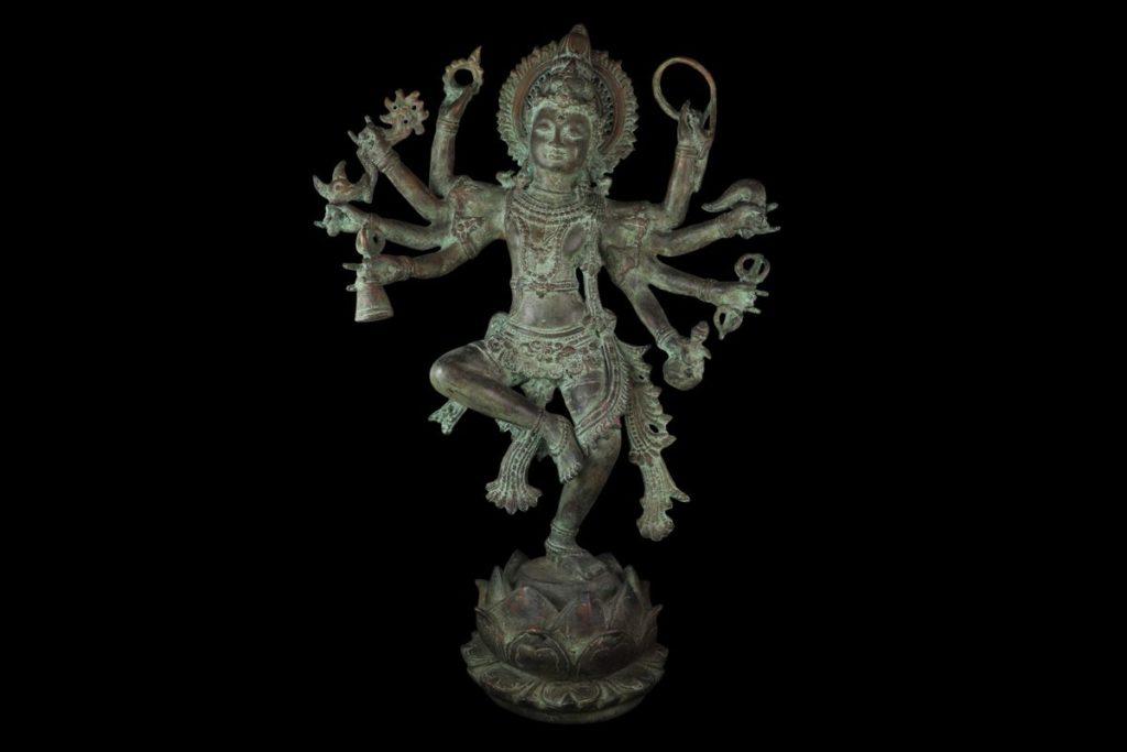 statue Nataraja  Shiva achat paris Mes Indes Galantes