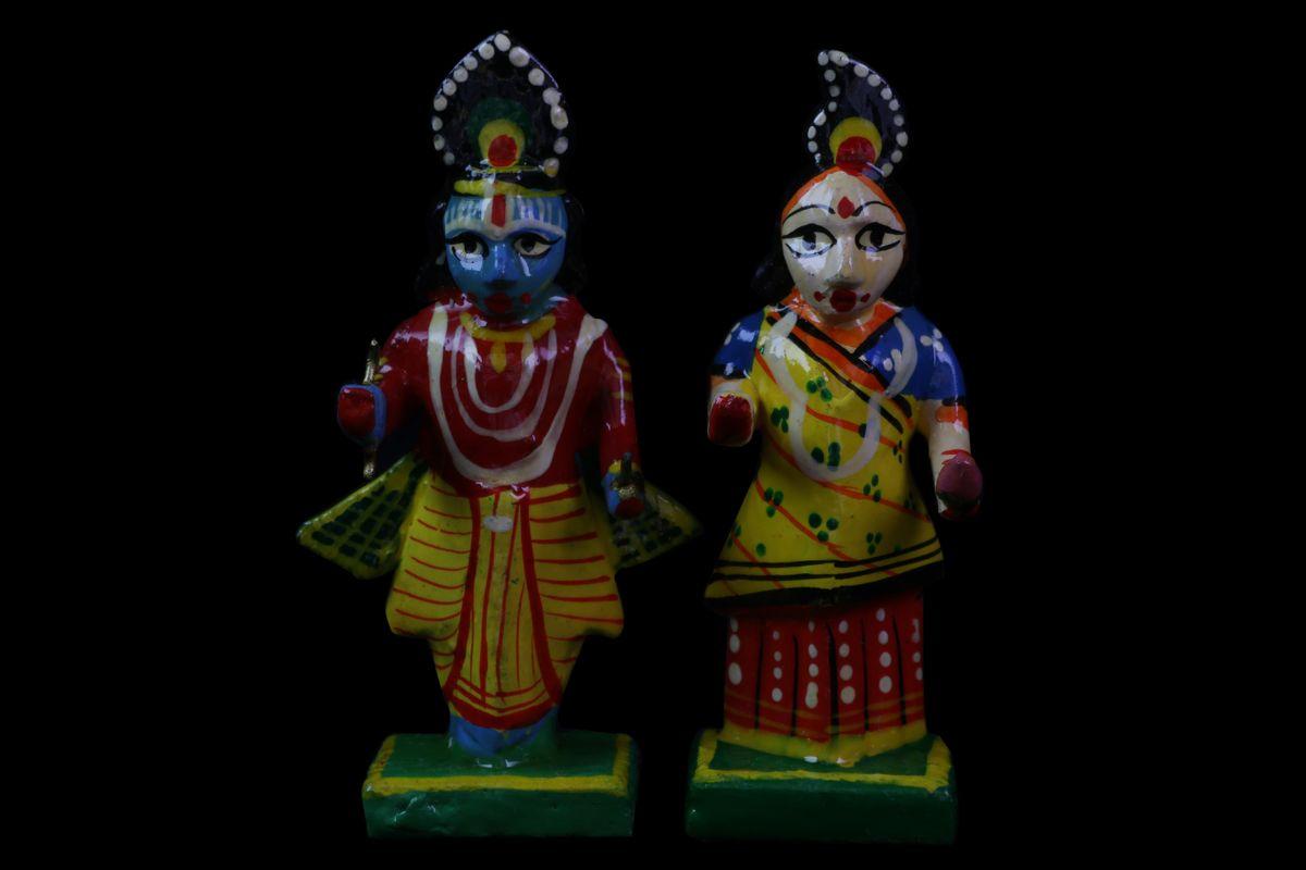 Rama - Vishnou - Mes Indes Galantes - Statue - Achat