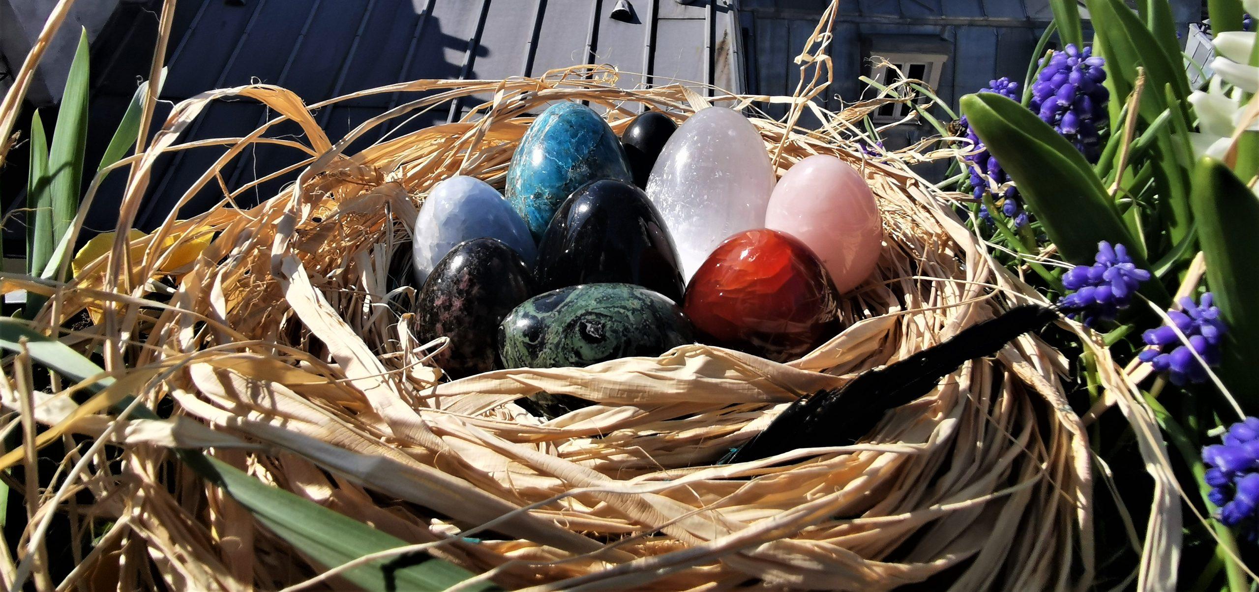 œufs en pierre MES INDES GALANTES PARIS