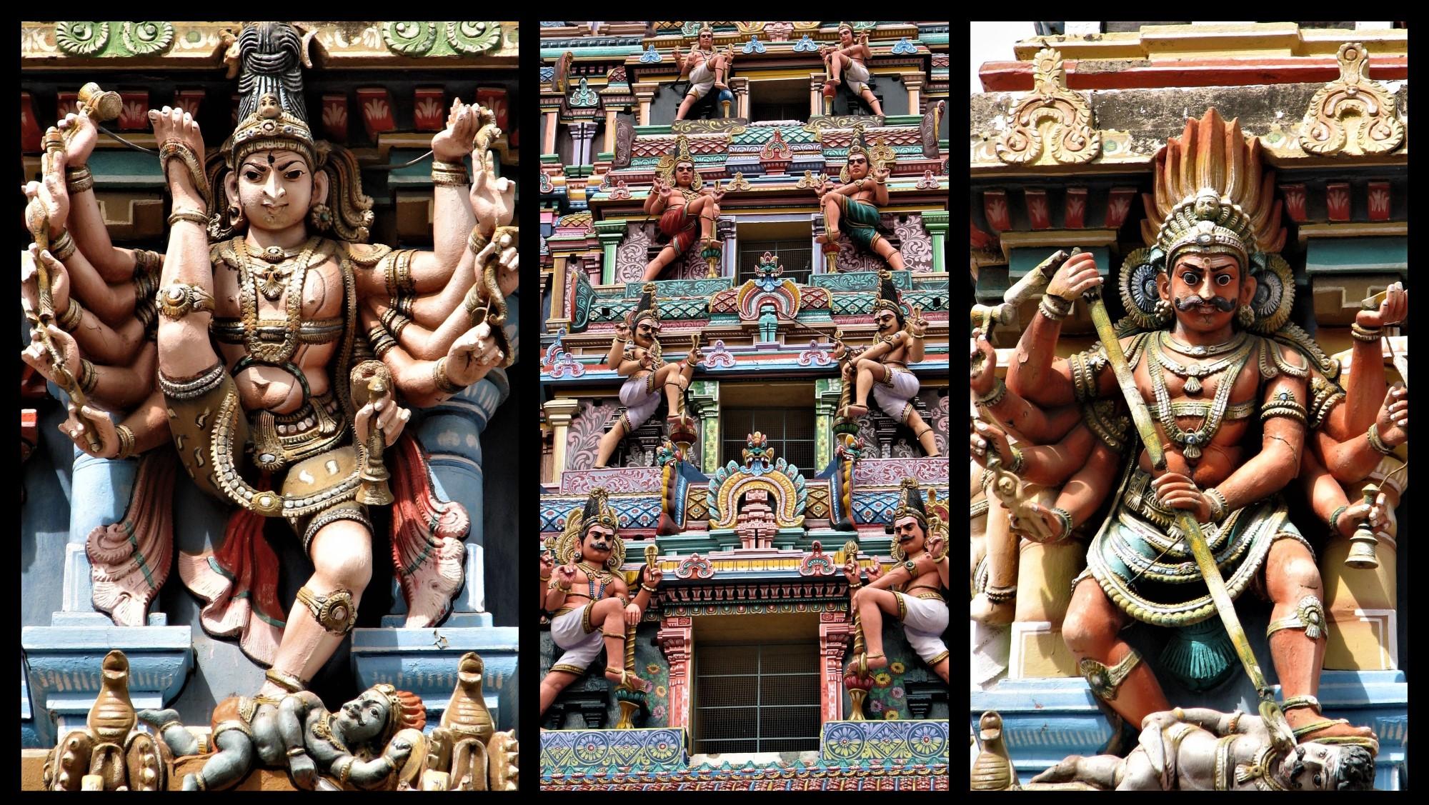 statue nataraja sud inde