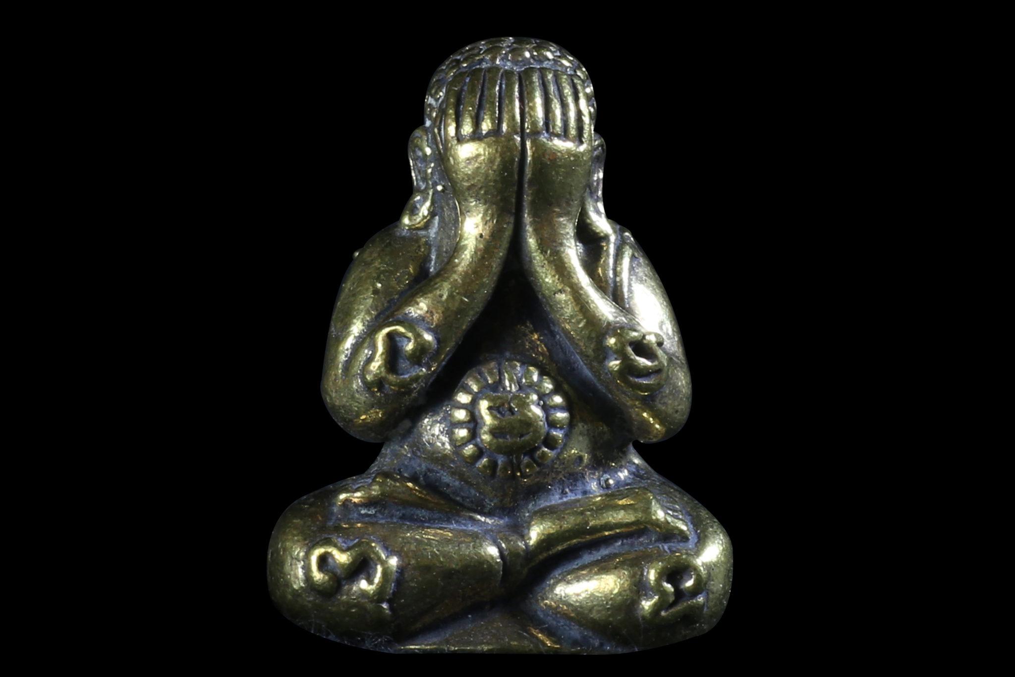 Phra Pidta Amulette thaïe Achat Mes Indes Galantes