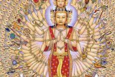 Avalokiteshvara à 1000 bras