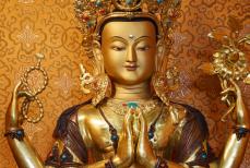Chenrezig / Avalokiteshvara à 4 Bras