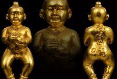 Kuman Thong le Golden Boy fantôme Amulette Thai