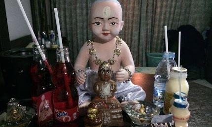 amulette thai kuman thong