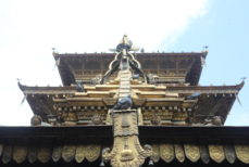 Patan Temple d'Or