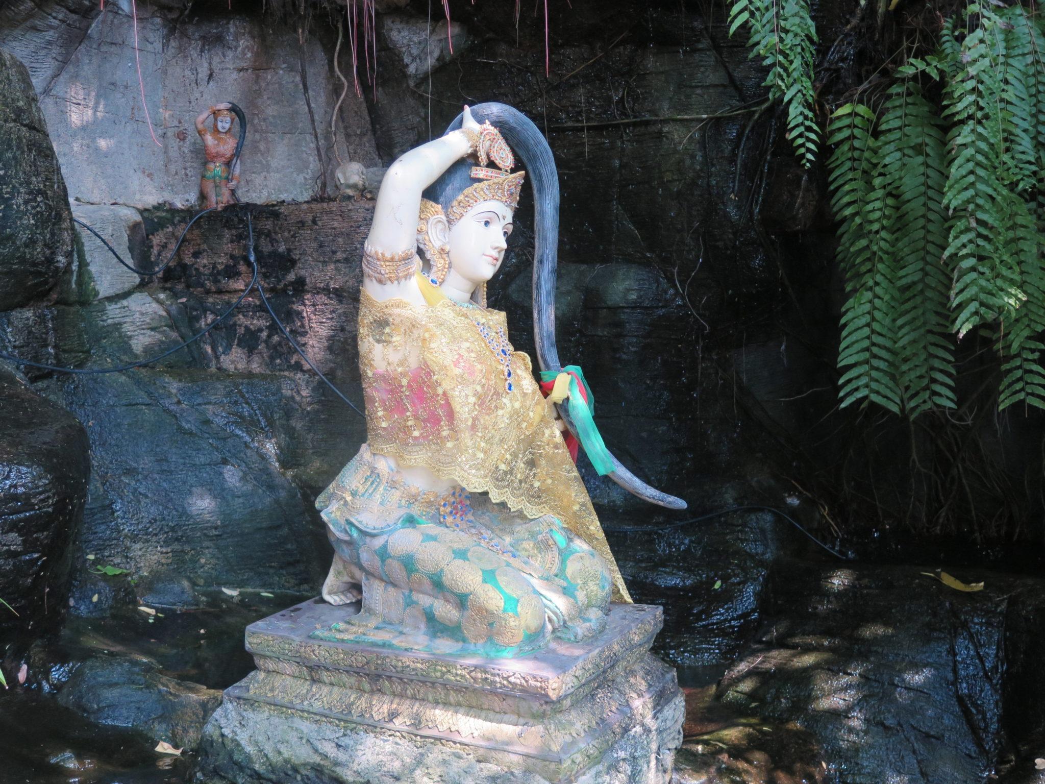 Phra Mae Thorani - Mes Indes Galantes - Amulette - Achat