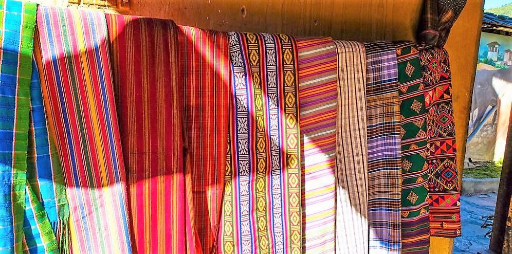tissus bhoutan paris
