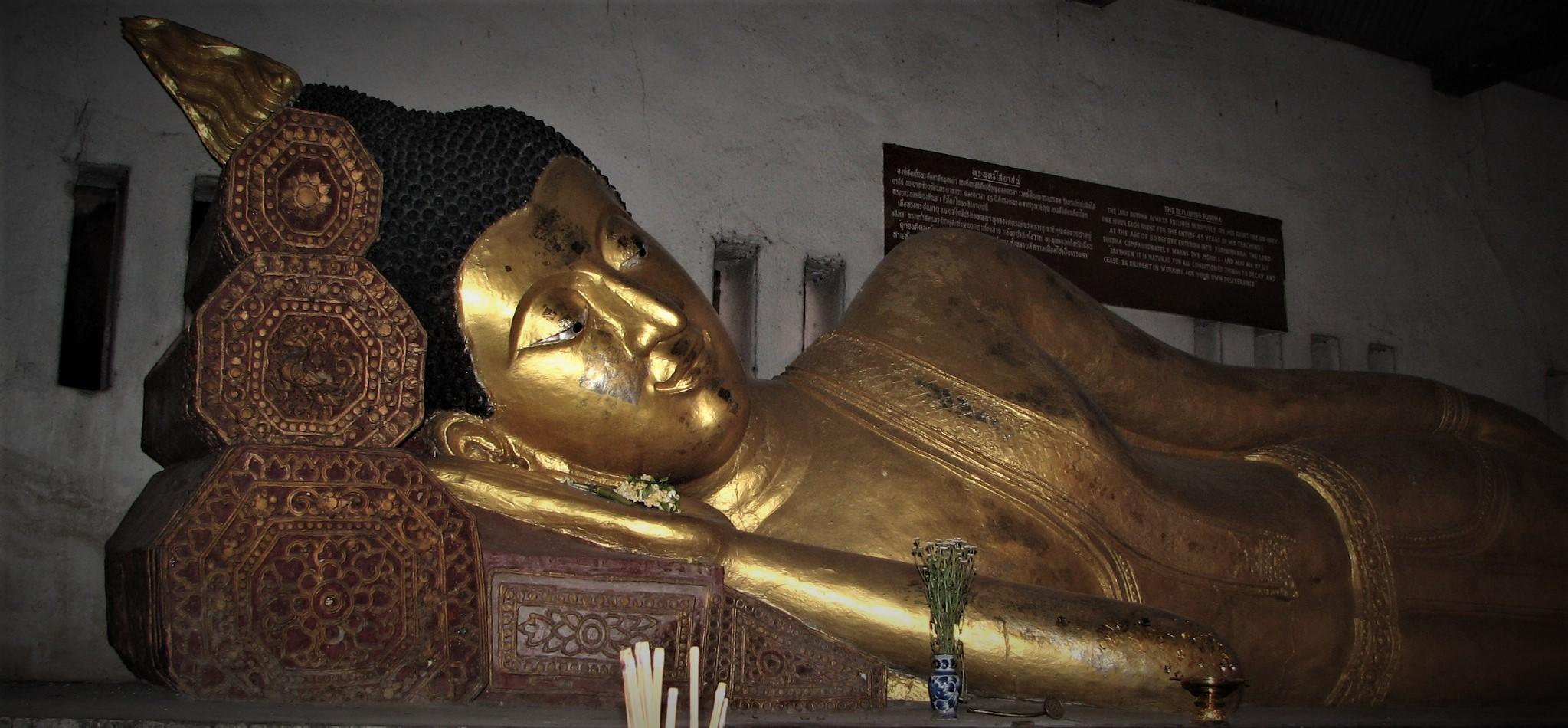 matelas thaï bouddhiste
