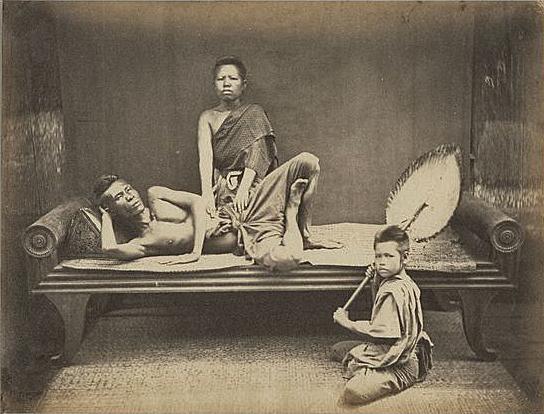 futon thai