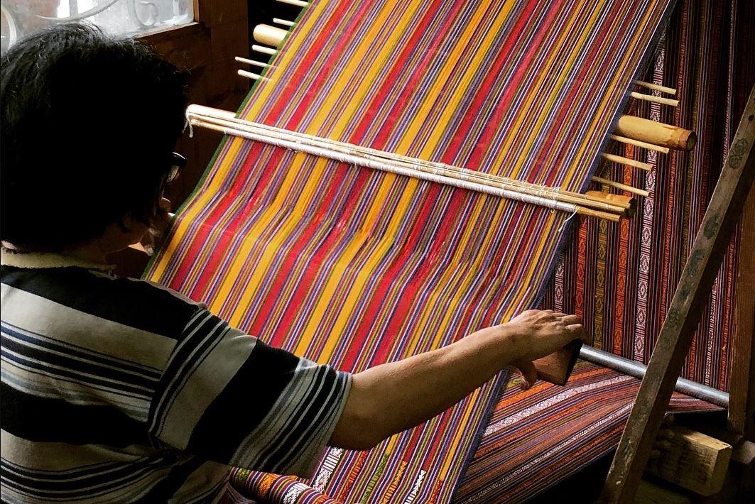tissus bhoutan paris achat