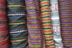 Tissus du Bhoutan, Étoffes  du bonheur
