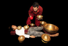 Massage sonore au bol tibétain ou Thérapie par les sons