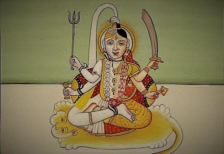 prakriti - purusha - shakti
