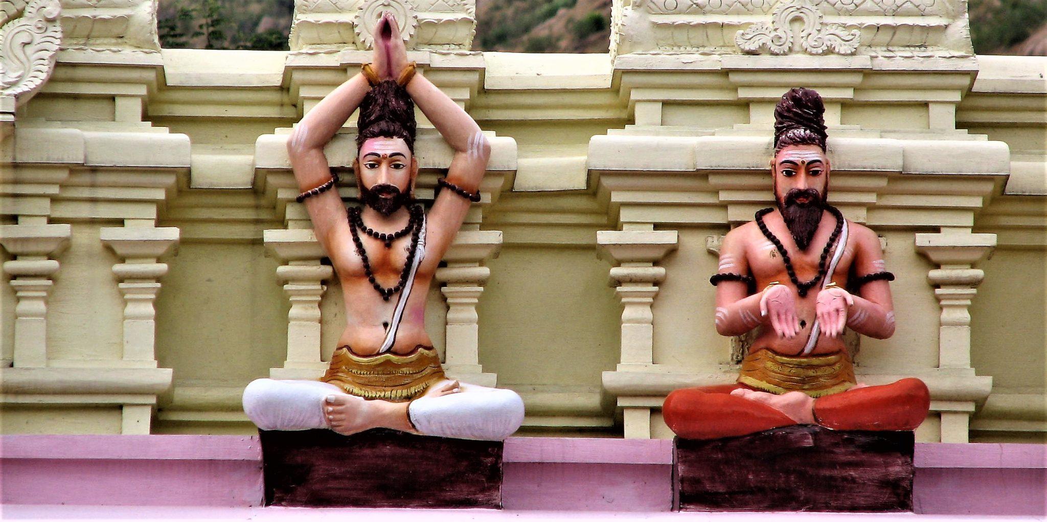 yogi namaste