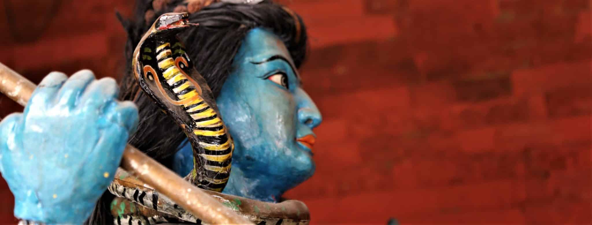 Shiva Serpents Mes Indes Galantes