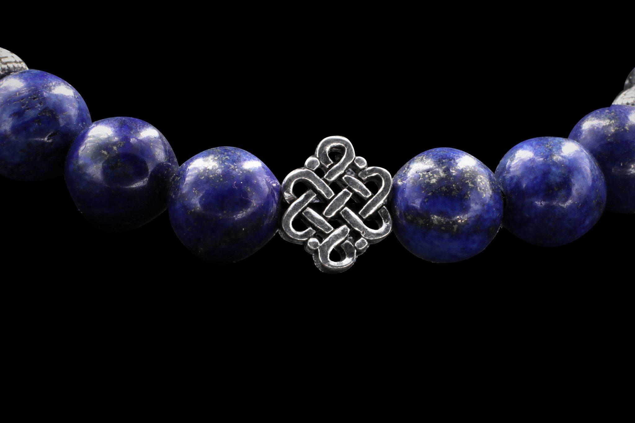 bracelet  lapis lazuli MES INDES GALANTES PARIS
