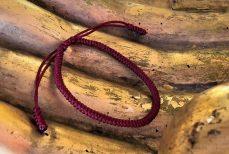 Bracelet tibétain, le bracelet bouddhiste du bonheur