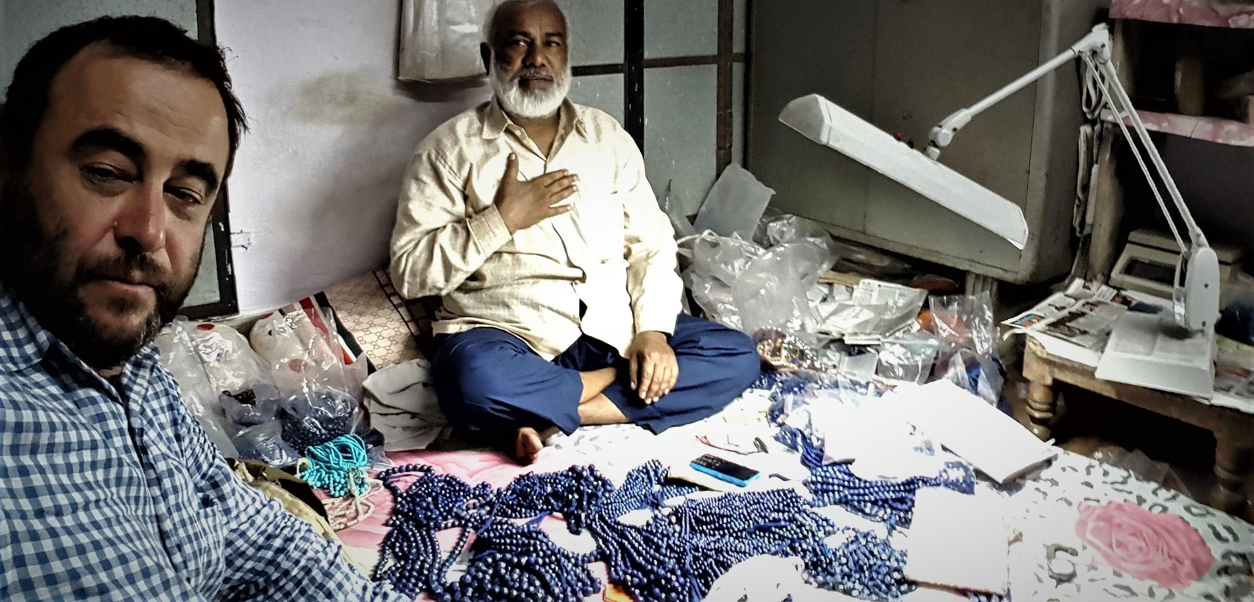 lapis lazuli Afghanistan Boutique minéraux PARIS