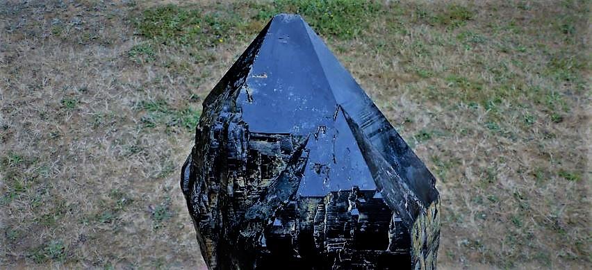 morion  quartz noir