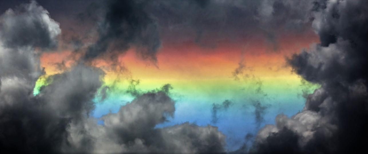 Obsidienne arc-en-ciel Oeil céleste Lithothérapie Mes Indes Galantes Blog