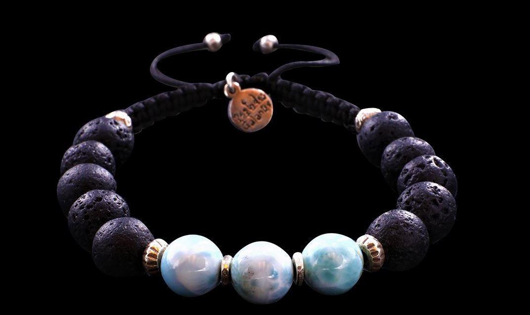 bracelet  larimar achat paris boutique MES INDES GALANTES