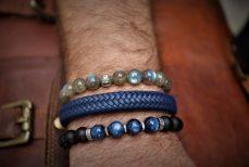 bracelet homme labradorite paris