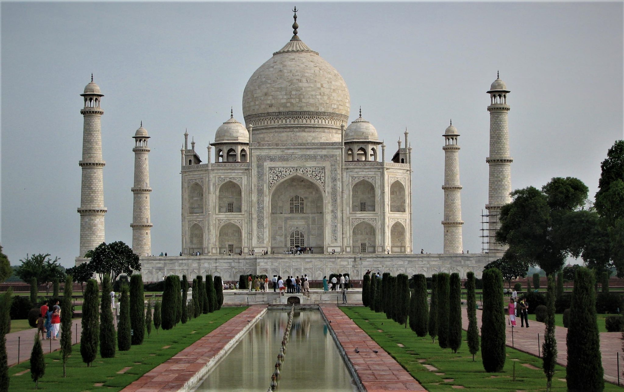 Pacchi Kari Incrustation de pierre Artisanat Mosaïque Taj Mahal MIG