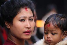 La tradition Indienne du Bindi