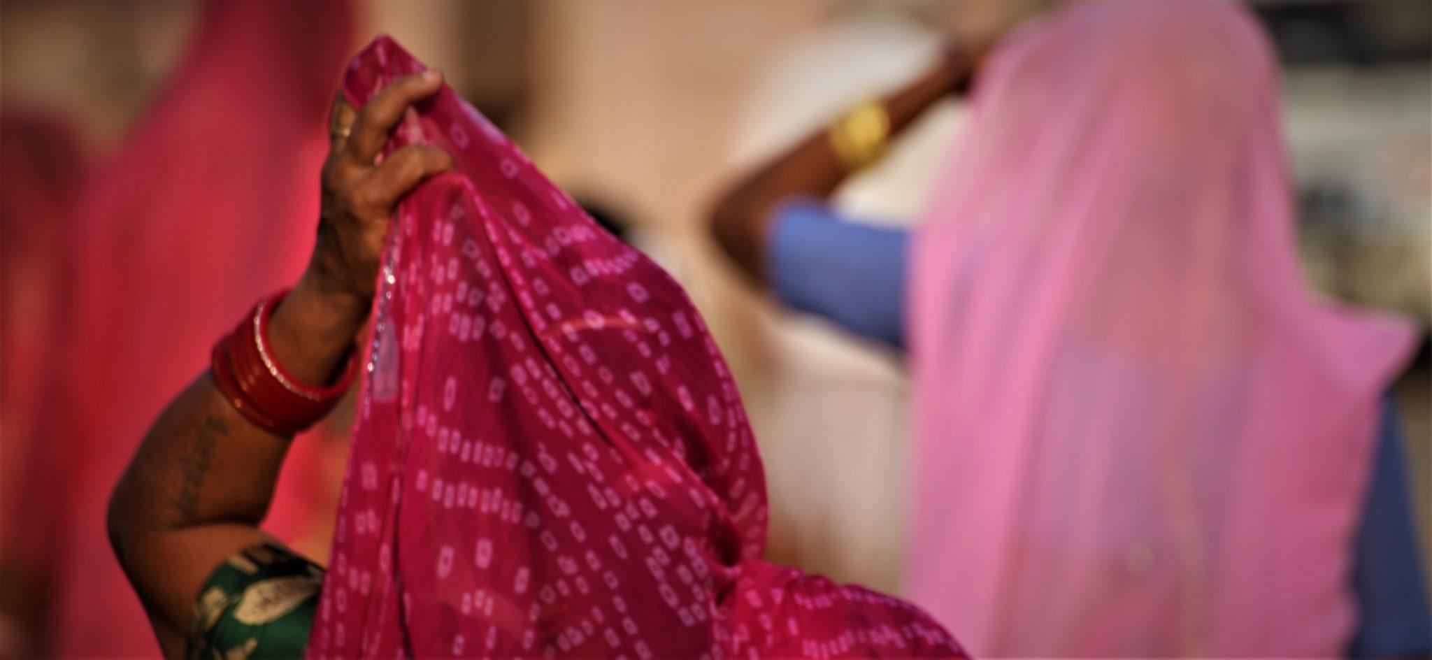 Dupatta foulard indien achat pas cher PARIS Mes Indes Galantes