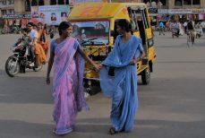 Le Sari de Mother INDIA