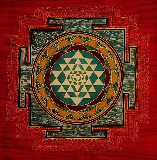 shri yantra signification