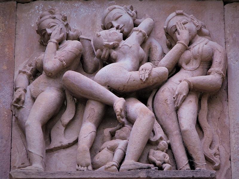 Les Temple erotiques