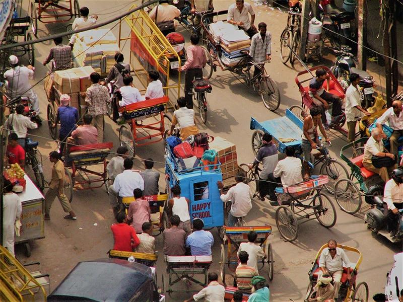 Delhi et le Nord