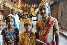Janmashtami, l'anniversaire de Krishna